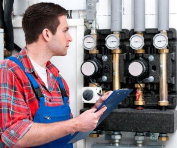 пециалисты с официальным допуском на ремонт газовых котлов и колонок